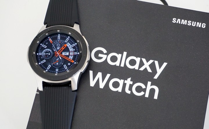 שעון סמסונג Galaxy Watch
