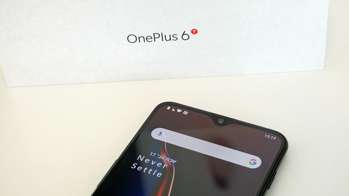 המגרעת של OnePlus 6T