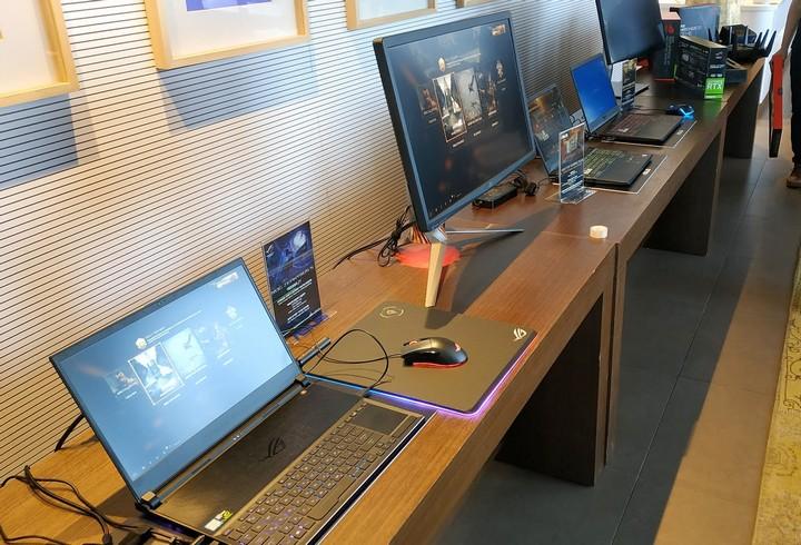 הצגת מחשבי המשחקים החדשים של אסוס בפתח תקווה, ינואר 2019