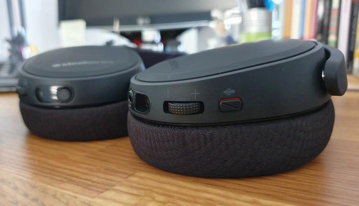 אוזניות גיימרים SteelSeries Artics 7
