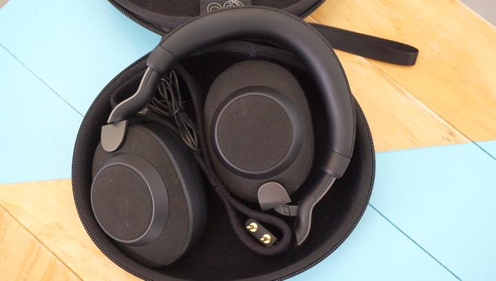 אוזניות מנטרלות רעשים Jabra Elite 85h