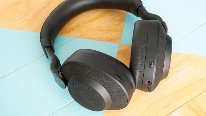 אוזניות משתיקות רעשים Jabra Elite 85h