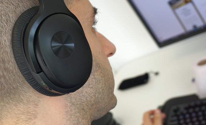 Cowin SE7 אוזניות משתיקות ומסננות רעשים