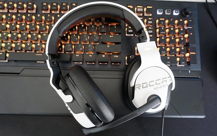 אוזניות לגיימרים Khan AIMO של רוקאט (ROCCAT)