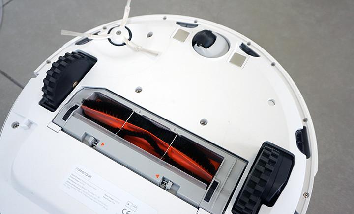 המברשות של שואב אבק שיאומי דור שני Mi Robot 2 S50